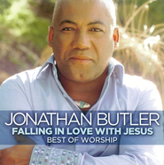 Falling In Love With Jesus  [Music Download] -     By: Jonathan Butler
