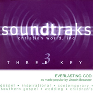 Everlasting God, Accompaniment CD   -     By: Lincoln Brewster