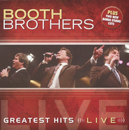 Greatest Hits Live   -              By: The Booth Brothers