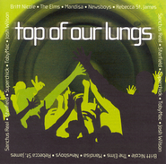 Top Of Our Lungs CD   -     By: Various Artists