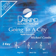 Going To A City, Accompaniment CD   -     By: Michael Combs