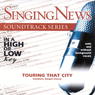 Touring That City, Accompaniment CD   -