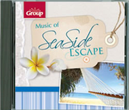 SeaSide Escape Music CD  -