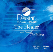 The Healer, Accompaniment CD   -     By: The Talleys