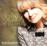 Treasure CD   -     By: Janet Paschal