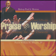 Embracing the Next Dimension CD   -     By: Bishop Paul S. Morton