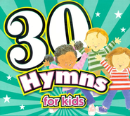 30 Hymns For Kids CD   -