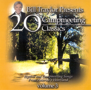 20 Campmeeting Classics, Volume 3 CD   -
