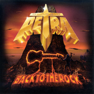 Back To The Rock CD   -     By: Petra