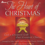 The Heart Of Christmas,  CD  -              By: Mike Speck, Cliff Duren