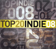 Top 20 Indie 08 CD   -     By: Brad Reynolds