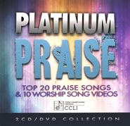 Platinum Praise--2 CDs and DVD   -     By: Maranatha Singers
