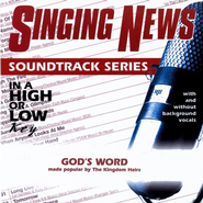 God's Word, Accompaniment CD   -     By: The Kingdom Heirs