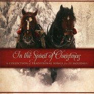 In The Spirit Of Christmas CD   -     By: Marantha Singers