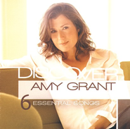 Discover: Amy Grant CD   -     By: Amy Grant
