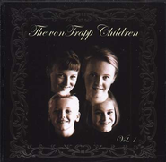 The von Trapp Children, Volume 1, Compact Disc [CD]   -     By: The von Trapp Children