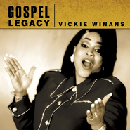 Gospel Legacy: Vickie Winans CD   -     By: Vickie Winans