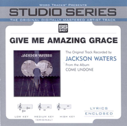 Give Me Amazing Grace, Accompaniment CD   -     By: Jackson Waters