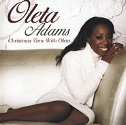 Christmas Time with Oleta CD   -     By: Oleta Adams