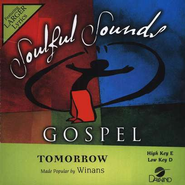 Tomorrow, Accompaniment CD   -     By: The Winans