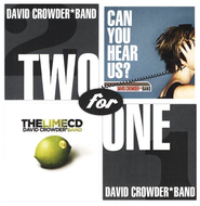 The Lime/Can You Hear Us? CD   -     By: David Crowder Band