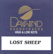 Lost Sheep, Accompaniment CD   -              By: New Hinsons
