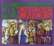50 Most-Loved Christmas Carols, 2 CDs   -