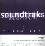 Jesus, Accompaniment CD   -              By: Shekinah Glory Ministries