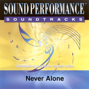 Never Alone, Accompaniment CD   -     By: Barlow Girl