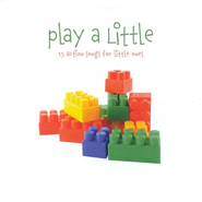 Play A Little CD    -