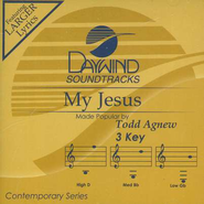 My Jesus, Accompaniment CD   -     By: Todd Agnew