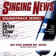 Do You Know My Jesus, Accompaniment CD   -