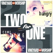 Come Now Is The Time/Hungry CD   -              By: Vineyard UK Worship