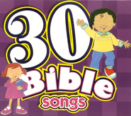 30 Bible Songs CD   -