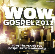 WOW Gospel 2011 CD   -              By: Various Artists