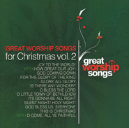 Great Worship Songs for Christmas, Volume 2   -     By: Praise Band