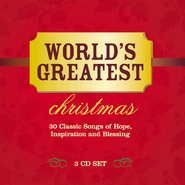 World's Greatest Christmas 3 CDs   -
