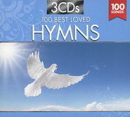 100 Best-Loved Hymns--3-CD Set   -