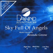 Sky Full of Angels, Accompaniment CD   -     By: Taranda Greene