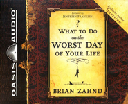 What to Do on the Worst Day of Your Life - Unabridged Audiobook  [Download] -     Narrated By: Kelly Ryan Dolan     By: Brian Zahnd
