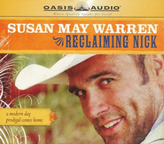 Reclaiming Nick - Abridged Audiobook  [Download] -     Narrated By: Brooke Sanford     By: Susan May-Warren