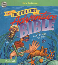 NIrV Little Kids Adventure Audio Bible Vol 3 - Unabridged Audiobook  [Download] -