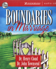Boundaries in Marriage - Abridged Audiobook  [Download] -     By: Dr. Henry Cloud, Dr. John Townsend