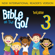 Bible on the Go Vol. 03: The Story of Abraham and Isaac (Genesis 12, 15, 18-19, 21-22) - Unabridged Audiobook  [Download] -