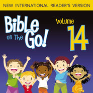 Bible on the Go Vol. 14: The Story of Ruth (Ruth 1-4) - Unabridged Audiobook  [Download] -