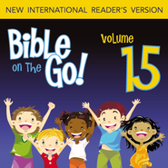 Bible on the Go Vol. 15: The Story of Samuel (Samuel 1-3, 7-8) - Unabridged Audiobook  [Download] -