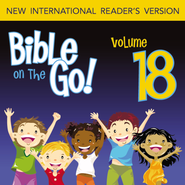 Bible on the Go Vol. 18: The Story of King Solomon (1 Kings 2-4, 6-8) - Unabridged Audiobook  [Download] -