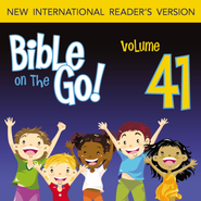 Bible on the Go Vol. 41: The Last Supper; Judas Hands Jesus Over; Peter's Denial; Jesus and Pilate (John 13; Mark 14-15) - Unabridged Audiobook  [Download] -