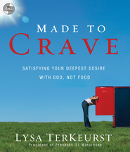 Made to Crave: Satisfying Your Deepest Desire with God, Not Food Audiobook  [Download] -              Narrated By: Jill Brennan                   By: Lysa TerKeurst