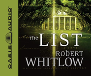 The List - Unabridged Audiobook  [Download] -              Narrated By: Rob Lamont                   By: Robert Whitlow